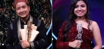 Indian Idol 12: Pawandeep Rajan shares what Arunita Kanjilal told me post his victory