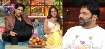 Sidharth Malhotra gets possessive about Kiara Advani as he asks Kapil Sharma to be brother