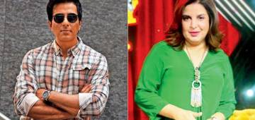 Farah Khan finds Sonu Sood's first 'so called professional' photoshoot 'Historic'